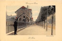 78-CROISY-SUR-SEINE- LA POSTE - Croissy-sur-Seine