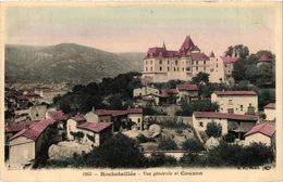 CPA ROCHETAILLÉE - Vue Générale Et Couzon (294102) - Rochetaillee