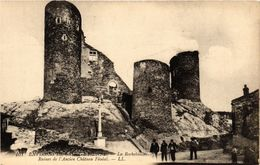 CPA Environs De St-ÉTIENNE - La ROCHETAILLÉE - Ruines De L'Ancien... (294181) - Rochetaillee