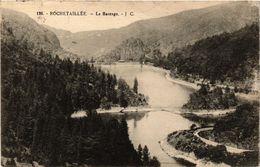 CPA ROCHETAILLÉE - Le Barrage (294193) - Rochetaillee