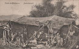 Carte Postale Ancienne - Tente De Bédouins - Scene & Tipi