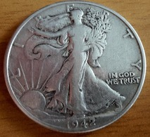 United States ½ Dollar 1942 (Silver) - 1916-1947: Liberty Walking