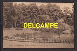 DD / BELGIQUE / GENAPPE / CHÂTEAU DE LOUPOIGNE : L' ÉTANG DU PARC - Genappe