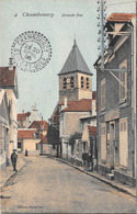 78-CHAMBOURCY- GRANDE RUE - VOIR POSTE - Chambourcy