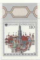 PIA - GER- 1998 : 11° Centenario Della Città Di Nordlingen - (Yv 1797) - [7] République Fédérale