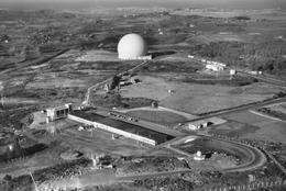 Station De Télécommunications Spatiales De PLEUMEUR-BODOU - Vue Générale - Pleumeur-Bodou