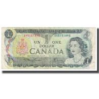 Billet, Canada, 1 Dollar, 1973, KM:85c, TB - Canada