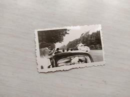 2  WK PHOTO FOTO WEHRMACHT PANZER TANK PANTER Paris  Frankreich - War, Military
