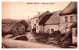 Brassy - Route De La Gare - Other Municipalities