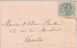 LETTRE - 1900-29 Blanc