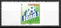 France 2010 N° RP1 Neuf (réponse Payée) Football, à La Faciale - Ungebraucht
