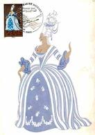 YT 3920 - Opéra De Mozart, Cosi Fan Tutte - Carte Maximum 2006 - Cartes-Maximum