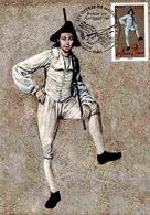 YT 3918 - Opéra De Mozart, Les Noces De Figaro - Carte Maximum 2006 - Cartoline Maximum