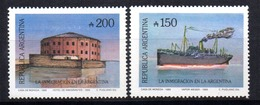 Serie Nº 1685/6  Argentina - Argentina