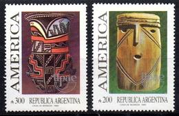 Serie Nº 1695/6   Argentina - Argentina