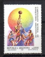 Sello Nº 1726    Argentina - Argentina