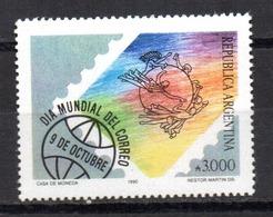 Sello Nº 1733    Argentina - Argentina
