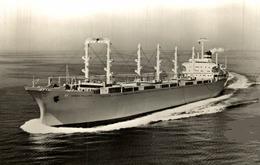 RPPC HOEGH HALLARD CARGO SHIP NORGE NORWAY - Commercio