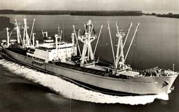 RPPC HOEGH ELAN CARGO SHIP NORGE NORWAY - Commercio