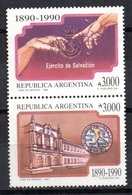 Serie  Nº 1739/40   Argentina - Argentina