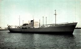 RPPC HORDA CARGO SHIP NORGE NORWAY - Commercio