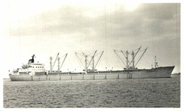 RPPC JARABELLA CARGO SHIP NORGE NORWAY - Commercio