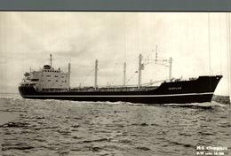 RPPC TEMPLAR CARGO SHIP NORGE NORWAY - Commercio