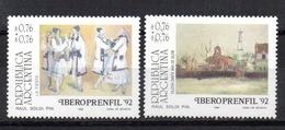 Serie  Nº 1795/6  Argentina - Argentina