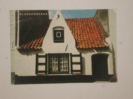 Blankenberge : Oud Visserhuisje - Blankenberge