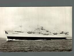 RPPC THORSCARRIER CARGO SHIP NORGE NORWAY - Commercio