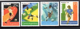 Serie  Nº 1841/4  Argentina - Argentina