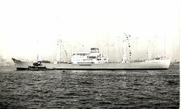 RPPC HOEGH DYKE CARGO SHIP NORGE NORWAY - Commercio