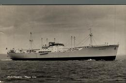 RPPC HAVORN CARGO SHIP NORGE NORWAY - Commercio