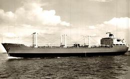 RPPC FERDER CARGO SHIP NORGE NORWAY - Commercio