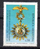 Sello  Nº 1817   Argentina - Argentina