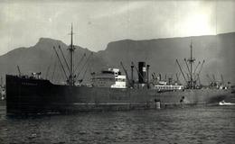 RPPC FERNDALE CARGO SHIP NORGE NORWAY - Commercio