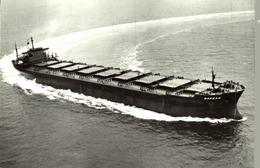 RPPC BARBRO CARGO SHIP NORGE NORWAY - Commercio