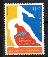 Sello Nº 1870  Argentina - Argentina