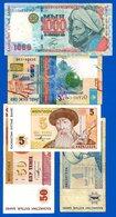 Kazakhstan  5  Billets - Kazakhstán
