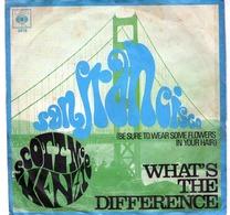 Scott Mckenzie - San Francisco - What's The Difference - CBS 2816 - 1967 Pressage - Rock
