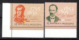Serie Nº 1883/4  Argentina - Argentina