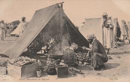 Carte Postale Ancienne - Scènes Et Types - Arabes Marchands De Beignets - Algerien