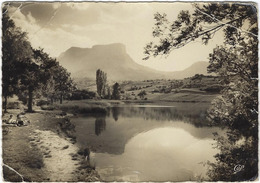 73   Challes Les  Eaux Le Granier Depuis  Le Lac Saint Andre - France