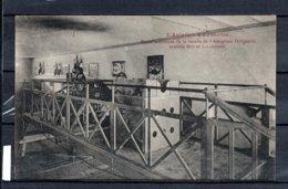 54 - Aviation à Lunéville - Partie Interieure De La Nacelle De L'Aeroplane Dirigeable, Système Bot Et Lallemand - Luneville