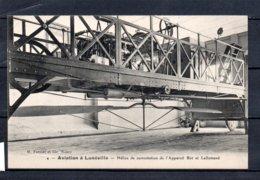 54 - Aviation à Lunéville - Hélice De Sustention De L'appareil Bot Et Lallemand - Luneville