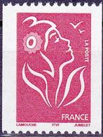 France Marianne De Lamouche Roulette N° Noire Au Verso N° 3743 Année 2005 Neuf** - Neufs