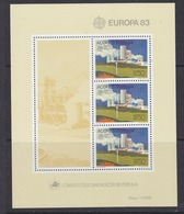 Europa Cept 1983 Azores M/s ** Mnh (44436A) - 1983