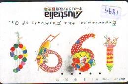 Telecarte JAPON * (1899) BALLON * MONTGOLFIERE - Hot Air Balloon * Aerostato * Heißluft PHONECARD JAPAN - - Sport