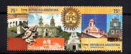 Serie  Nº 2260/1  Argentina - Nuevos