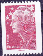 France Marianne De Beaujard Roulette N° Noire Au Verso N° 4240 Année 2008 Neuf** - Neufs